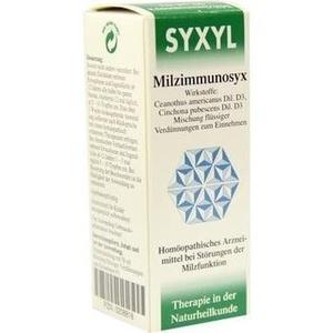 MILZIMMUNOSYX Tropfen