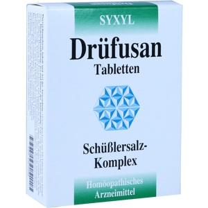 DRÜFUSAN Tabletten Syxyl