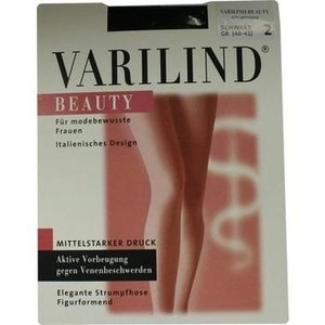 VARILIND Beauty 100den AT Gr.2 schwarz