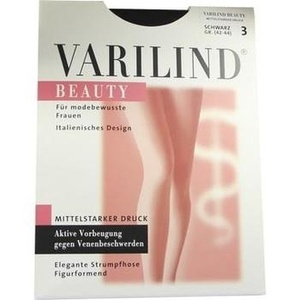 VARILIND Beauty 100den AT Gr.3 schwarz