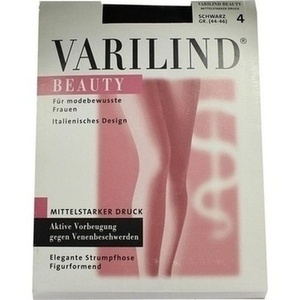 VARILIND Beauty 100den AT Gr.4 schwarz