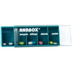 ANABOX Tagesbox türkis