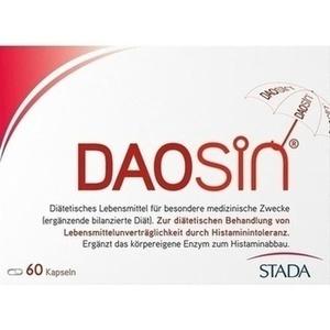 Abbildung von Daosin  Kapseln
