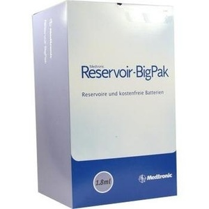 PARADIGM 5 Reservoir Bigpack 1,8 ml inkl.Batter.