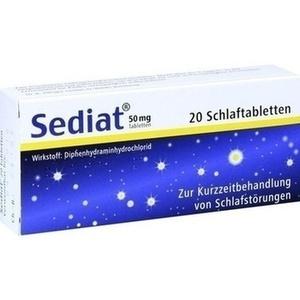 SEDIAT Tabletten