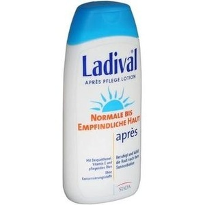 LADIVAL normale bis empfindliche Haut Apres Lotion