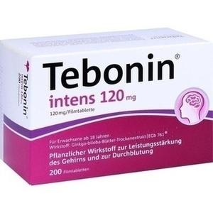 TEBONIN intens 120 mg Filmtabletten