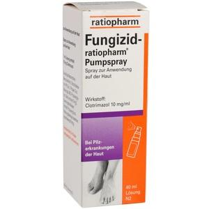 FUNGIZID-ratiopharm Pumpspray