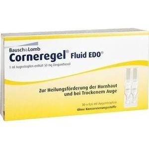CORNEREGEL Fluid EDO Augentropfen