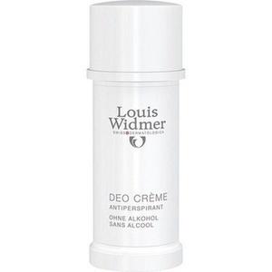 WIDMER Deo Creme leicht parfümiert