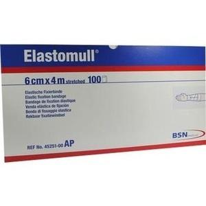 ELASTOMULL 6 cmx4 m 45251 elast.Fixierb.