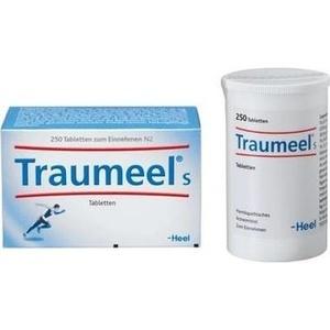 Abbildung von Traumeel S  Tabletten