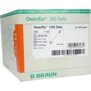 OMNIFIX Insulinspr.1 ml f.U100