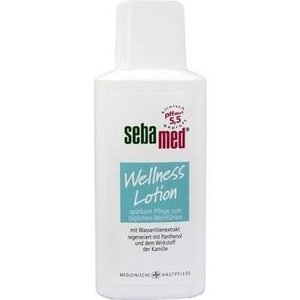 SEBAMED Wellness Lotion