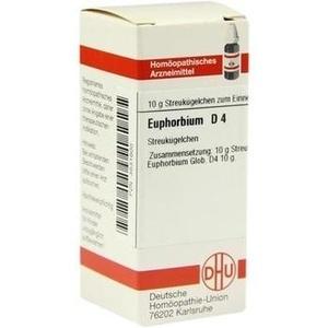 EUPHORBIUM D 4
