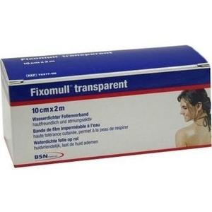 FIXOMULL transparent 10 cmx2 m