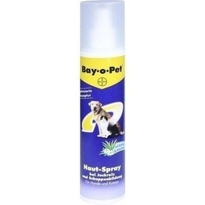 BAY O PET Haut-Spray f.Hunde/Katzen