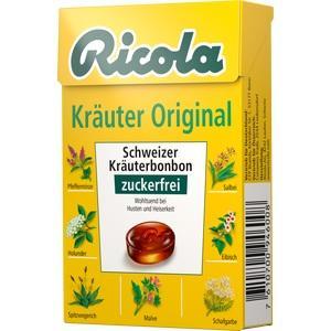 RICOLA o.Z. Box Kräuter Bonbons