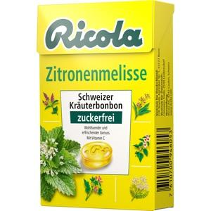RICOLA o.Z.Box Zitronenmelisse Bonbons