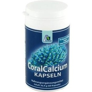 CORAL CALCIUM Kapseln 500 mg