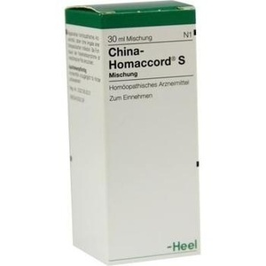 CHINA HOMACCORD S Tropfen