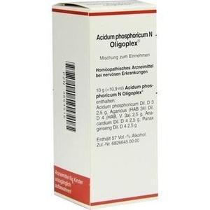 ACIDUM PHOSPHORICUM N Oligoplex Liquidum