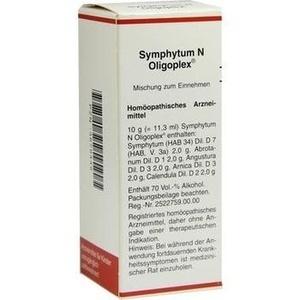 SYMPHYTUM N Oligoplex Liquidum
