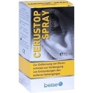 CERUSTOP Ohrenöl-Spray