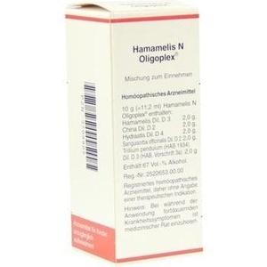 HAMAMELIS N Oligoplex Liquidum