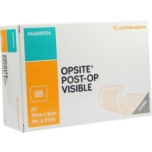 OPSITE Post Op Visible 8x10 cm Verband