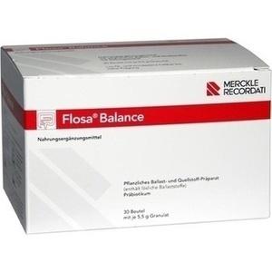 FLOSA Balance Pulver Beutel