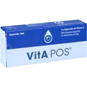 VitA-POS Augensalbe