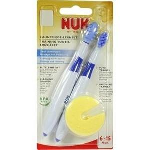 NUK Zahnpflege-Lernset Blister