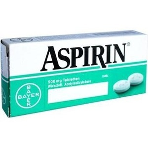 ASPIRIN Tabletten