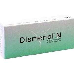 DISMENOL N Filmtabletten