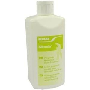 SILONDA Hautpflege Lotion Spenderflasche