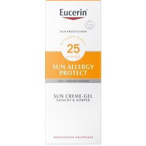 EUCERIN Sun Allergie Schutz Creme-Gel LSF 25