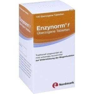 ENZYNORM f überzogene Tabletten
