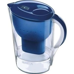 BRITA Marella Tischwasserfilter XL blau