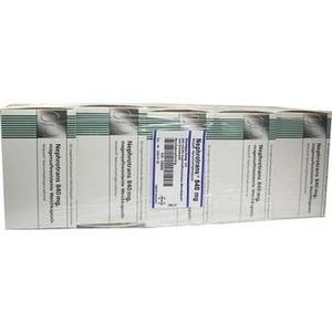 NEPHROTRANS 840 mg magensaftresistente Kapseln