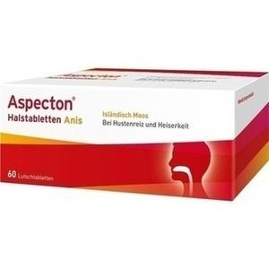 Aspecton® Halstabletten Lutschtabletten