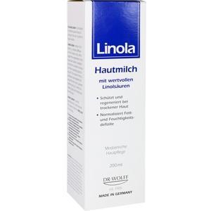 Abbildung von Linola Hautmilch