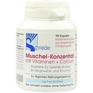 MUSCHEL KONZENTRAT m.Vitaminen Kapseln