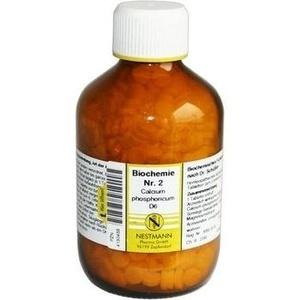 Biochemie Nestmann Nr.2 Calcium Phosphoricum D6 Tabletten