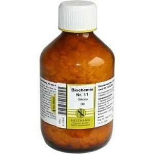Biochemie Nestmann Nr.11 Silicea D6 Tabletten