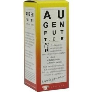 AUGENFUTTER Liquid