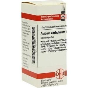ACIDUM CARBOLICUM C 200 Globuli