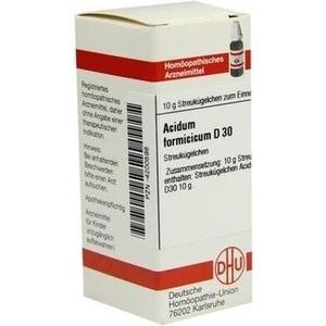 ACIDUM FORMIC D30