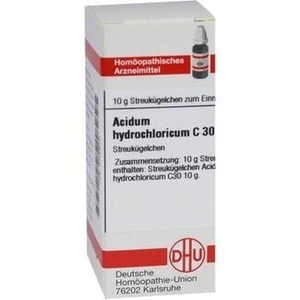 ACIDUM HYDROCHL C30