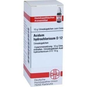 ACIDUM HYDROCHL D12